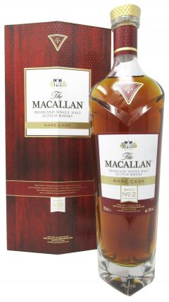 Macallan - Rare Cask Batch No. 2 - 2018 Release Whisky