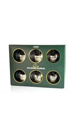 Gin Baubles - Box Of Six Baubles (2020 Edition) Gin