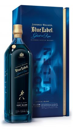 Johnnie Walker - Blue Label Ghost And Rare Series - Port Ellen & Rare Whisky