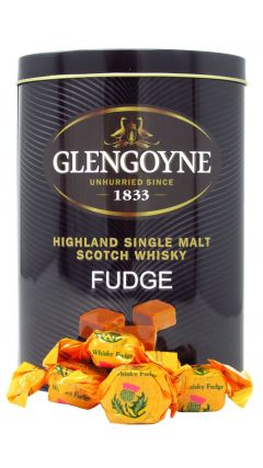 Glengoyne Whisky Fudge Gift Set (Hard To Find Whisky Edition)