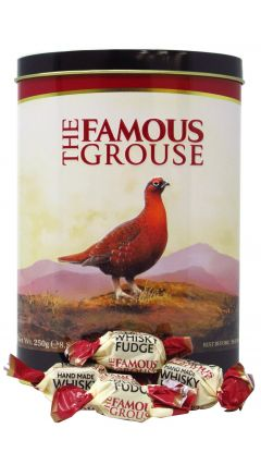 Famous Grouse Whisky Fudge Gift Set (Hard To Find Whisky Edition)