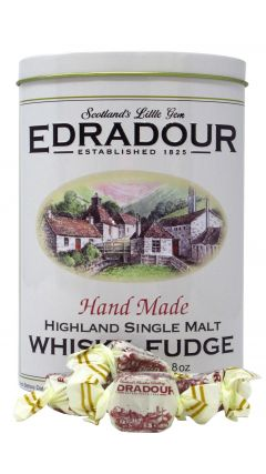 Edradour Whisky Fudge Gift Set (Hard To Find Whisky Edition)