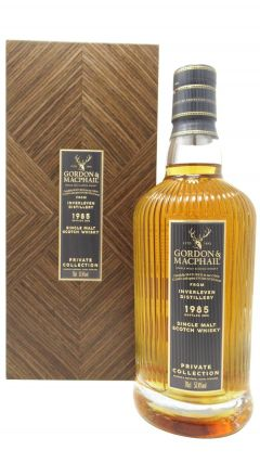 Inverleven (silent) - Private Collection Single Cask #562 - 1985 33 year old Whisky