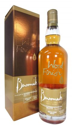 Benromach - Bordeaux Chateau Cissac Wood Finish - 2010 Whisky