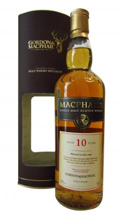 Macphail's - Single Malt Scotch Whisky 10 year old Whisky