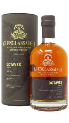 Glenglassaugh - Octaves Batch 2 Peated Whisky