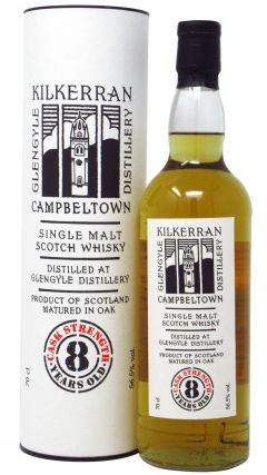 Kilkerran - Cask Strength 3rd Edition 8 year old Whisky