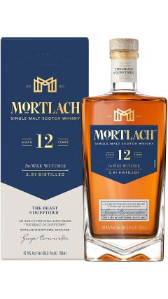 Mortlach - The Wee Witchie 12 year old Whisky