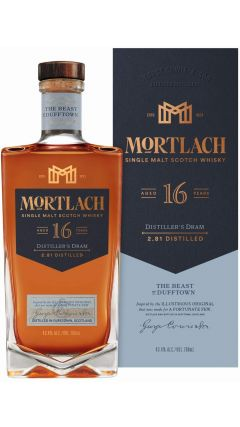 Mortlach - Distiller's Dram 16 year old Whisky