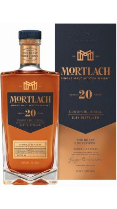 Mortlach - Cowie's Blue Seal 20 year old Whisky