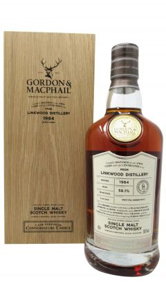 Linkwood - Connoisseurs Choice - 1984 34 year old Whisky