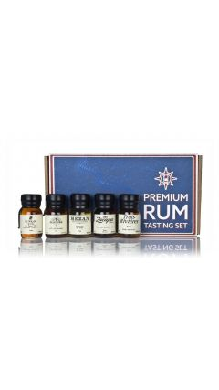 Drinks By The Dram - Premium Rum Tasting Set Rum