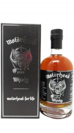 Mackmyra - Motorhead 40th Anniversary Whisky