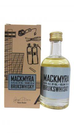 Mackmyra - Brukswhisky Miniature Whisky