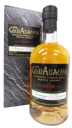 GlenAllachie - Single Cask #16095 - 2005 13 year old Whisky