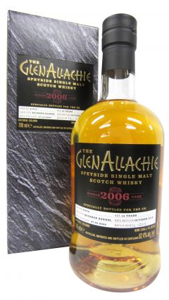 GlenAllachie - Single Cask #27979 - 2006 12 year old Whisky