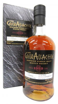 Glenallachie - Single Cask #101040 - 1989 28 year old Whisky