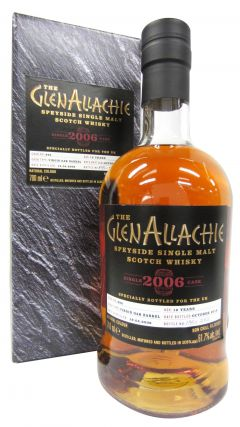 GlenAllachie - Single Cask #896 - 2006 12 year old Whisky