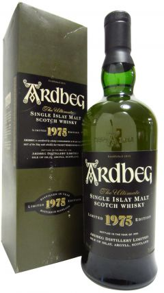 Ardbeg - IslaySingle Malt - 1975 Whisky