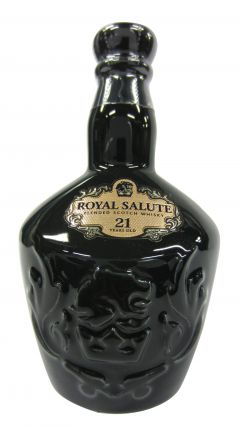 Chivas Regal - Royal Salute Emerald Miniature 21 year old Whisky