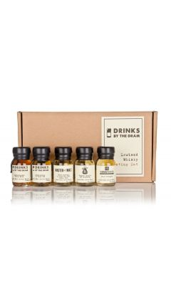 Drinks By The Dram - Lowland Whisky Tasting Set Whisky