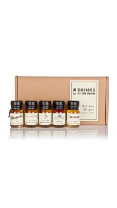 Drinks By The Dram - Extreme Whisky Tasting Set Whisky