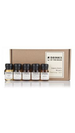 Drinks By The Dram - Super Peaty Whisky Tasting Set Whisky