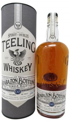 Teeling Whiskey Co. - Brabazon Bottling Series 2 Whiskey