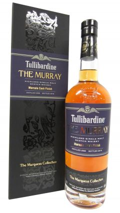 Tullibardine - The Marquess Collection - Marsala Finish - 2006 Whisky
