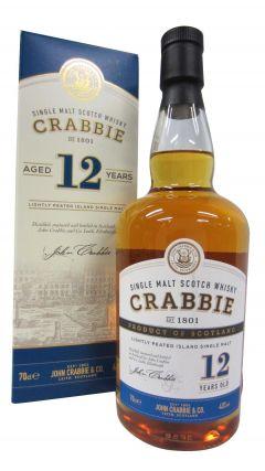 Crabbie - Highland Single Malt 12 year old Whisky