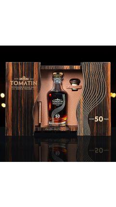 Tomatin - Highland Single Malt - 1967 50 year old Whisky
