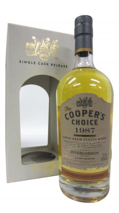 Invergordon - Coopers Choice Single Cask #88796 - 1987 30 year old Whisky