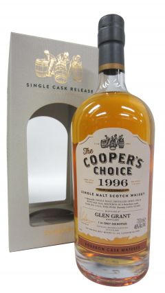 Glen Grant - Coopers Choice Single Cask #67814 - 1996 20 year old Whisky