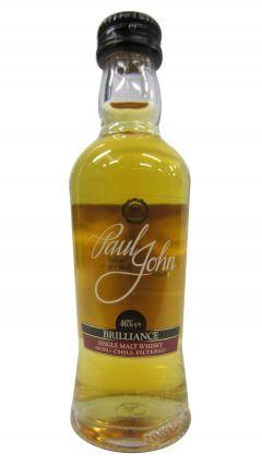 Paul John - Brilliance Miniature Whisky