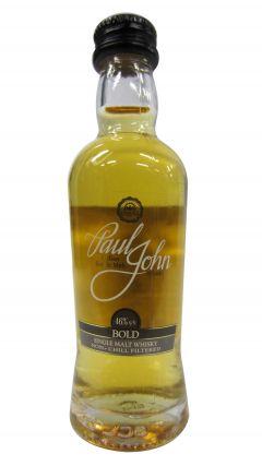 Paul John - Bold Miniature Whisky