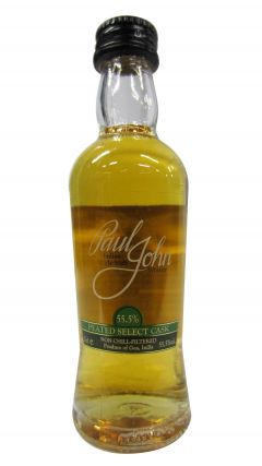 Paul John - Peated Select Cask Miniature Whisky