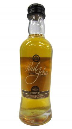 Paul John - Edited Miniature Whisky