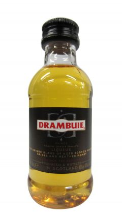 Drambuie - Whisky Liqueur Miniature Whisky