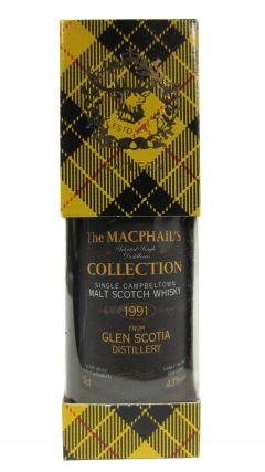 Glen Scotia - Macphail's Collection Miniature - 1991 Whisky