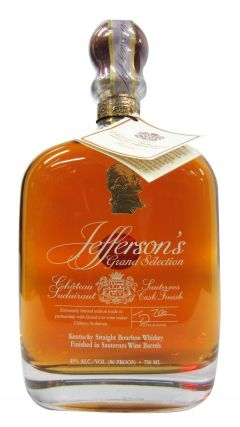 Jefferson's - Grand Selection - Chateau Suduiraut Whiskey