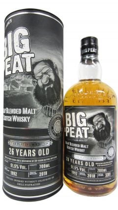 Big Peat - Platinum Edition - 1992 26 year old Whisky