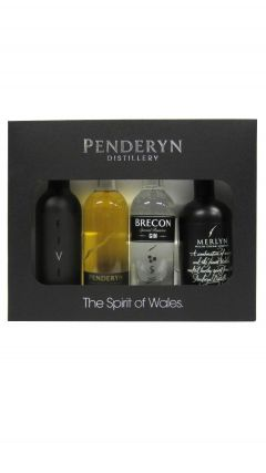 Penderyn - 4 x 5cl Miniature Gift Pack Whisky