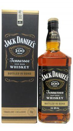 Jack Daniels - Bottled In Bond 100 Proof Whiskey