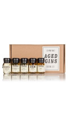 Drinks By The Dram - Gin Monkey - Aged Gins Tasting Set Gin