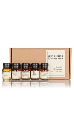 Drinks By The Dram - Sherry Monsters Whisky Tasting Set Whisky