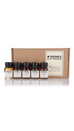 Drinks By The Dram - Whiskies of the World Tasting Set Whisky