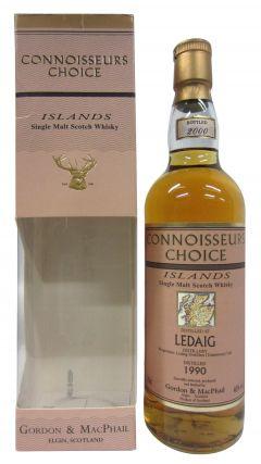 Ledaig - Connoisseurs Choice - 1990 10 year old Whisky