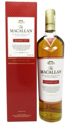 Macallan - Classic Cut 2018 Edition Whisky