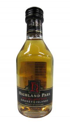 Highland Park - Single Malt Miniature Whisky