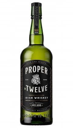 Proper - No. Twelve 12 Connor McGregor Irish Whiskey